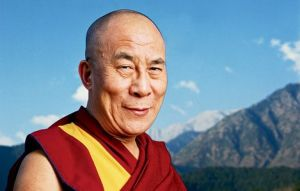 The Dali Lama will appear at LaSalle University at 1 p.m. for a teaching, later he'll receive the Liberty Bell Medal Award and on the 27th he'll be at Temple University.