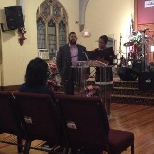 Councilwoman Bass said Pastor Alex has been a